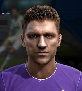 Face Jakub Blaszczykowski 2016 - Club Fiorentina Pes 2013