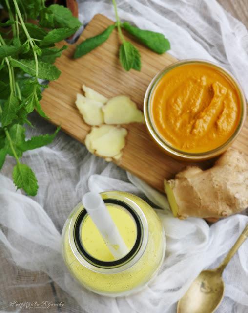 domowa apteczka, naturalne metody na infekcje, jak zrobić pastę z kurkumy, daylicooking