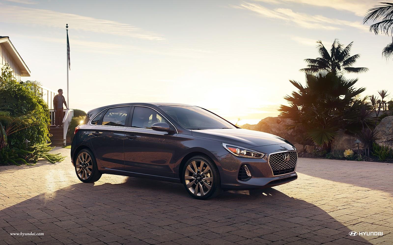 Hyundai Elantra đời mới nhập khẩu