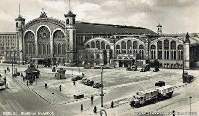 Stettiner Bahnhof Berlin