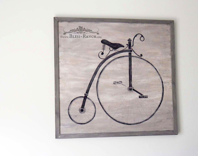 Bicycle Art, Bliss-Ranch.com
