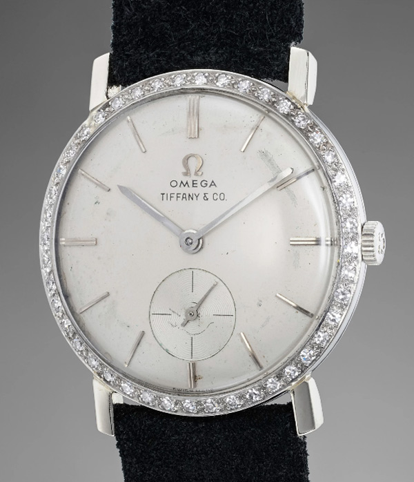 The Omega owned by Elvis Presley