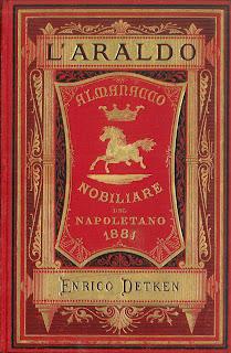 Sul concetto di nobiltà, dall'Araldo. Almanacco nobiliare del napoletano 1878