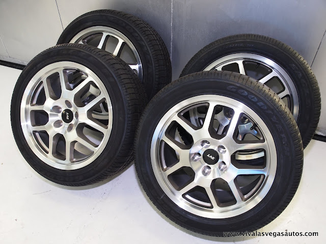 Ford Focus Svt For Sale >> For Sale: SVT MUSTANG WHEELS and TIRES