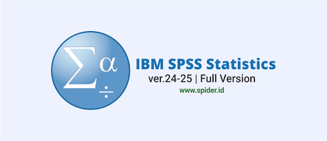 IBM SPSS Statistics Terbaru Full Version