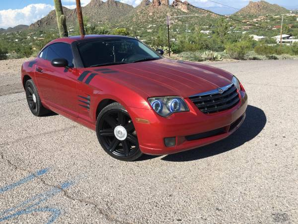 Limited Edition, 2004 Chrysler Crossfire