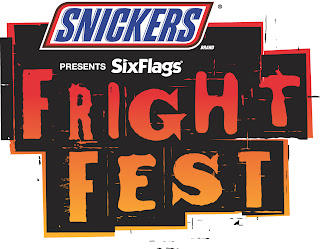 Six Flags Fright Fest Logo