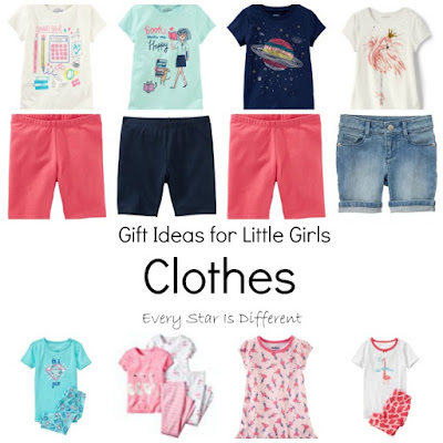 Summer clothes gift ideas for girls 2017