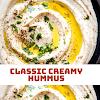 Classic Creamy Hummus