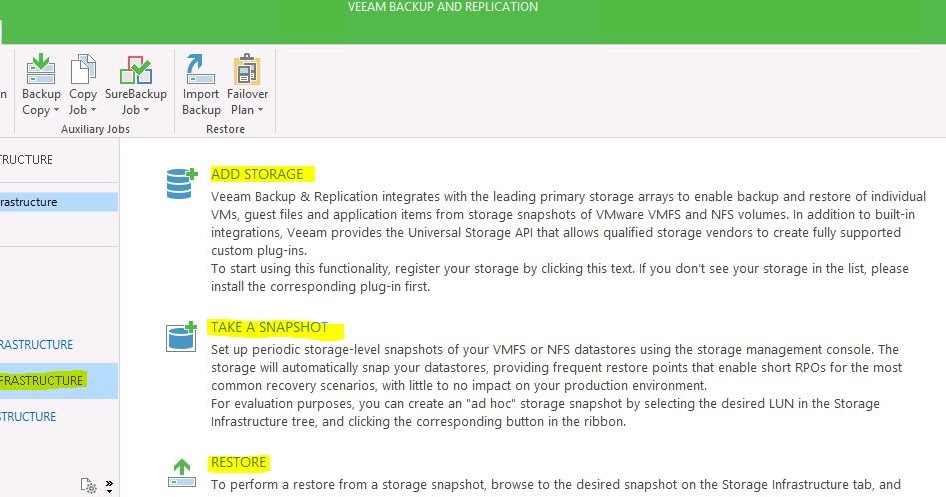 Remote Infrastructure Management: Veeam Integration with