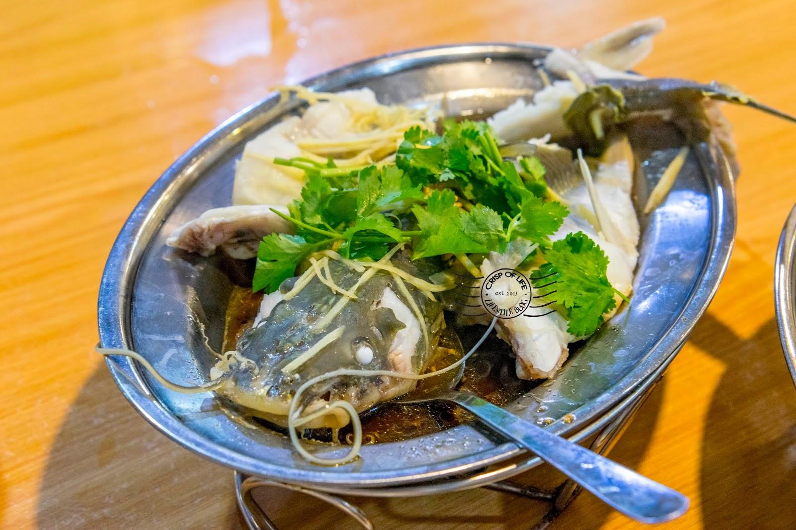 Kang Fresh Water Food 阿江中泰河海鮮 at Bagan Samak, Bandar Baharu, Kedah