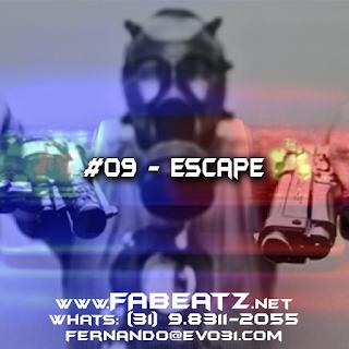 Beat à Venda: #09 - Escape [Trap 128]