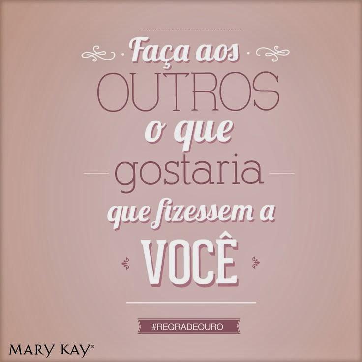 Valores Mary Kay - Valores para a vida!