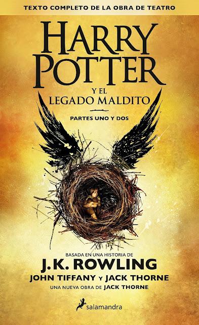 Harry Potter y el legado maldito PDF