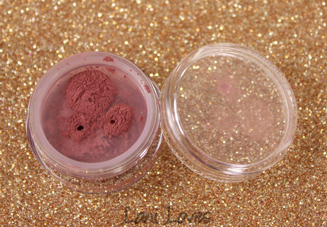 Notoriously Morbid Blush - Skin Swatches & Review