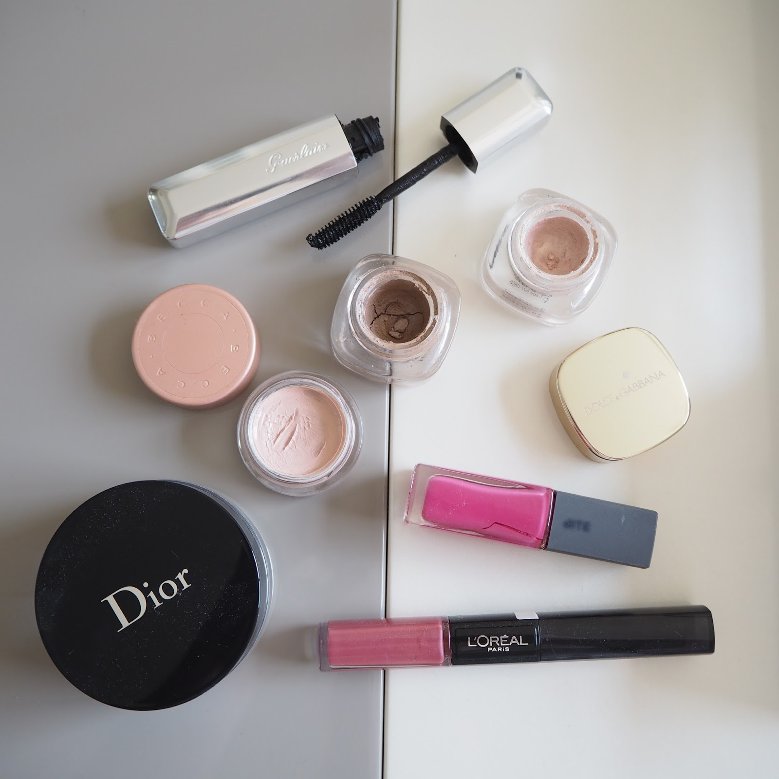disappointing make up products