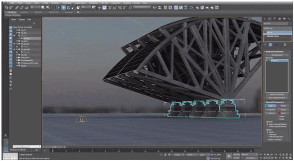 Aplikasi Animasi AutoDesk 3Ds Max