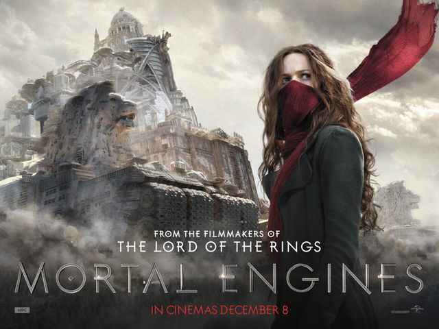 ערי טרף / Mortal Engines