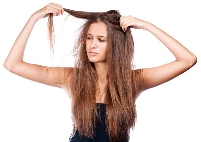 Cara Alami Memperbaiki Rambut Rusak