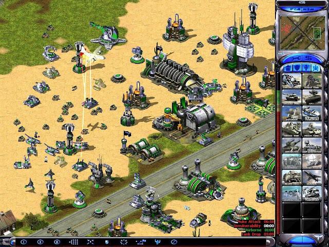 تحميل لعبة red alert 2 للكمبيوتر من ميديا فاير