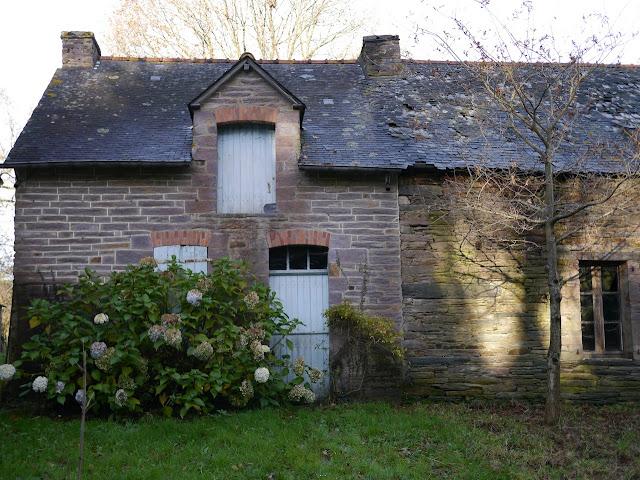Bocadève Saint-Just 35 , petite maison