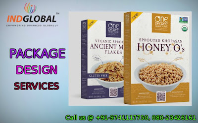 Product Packaging Design Company Bangalore