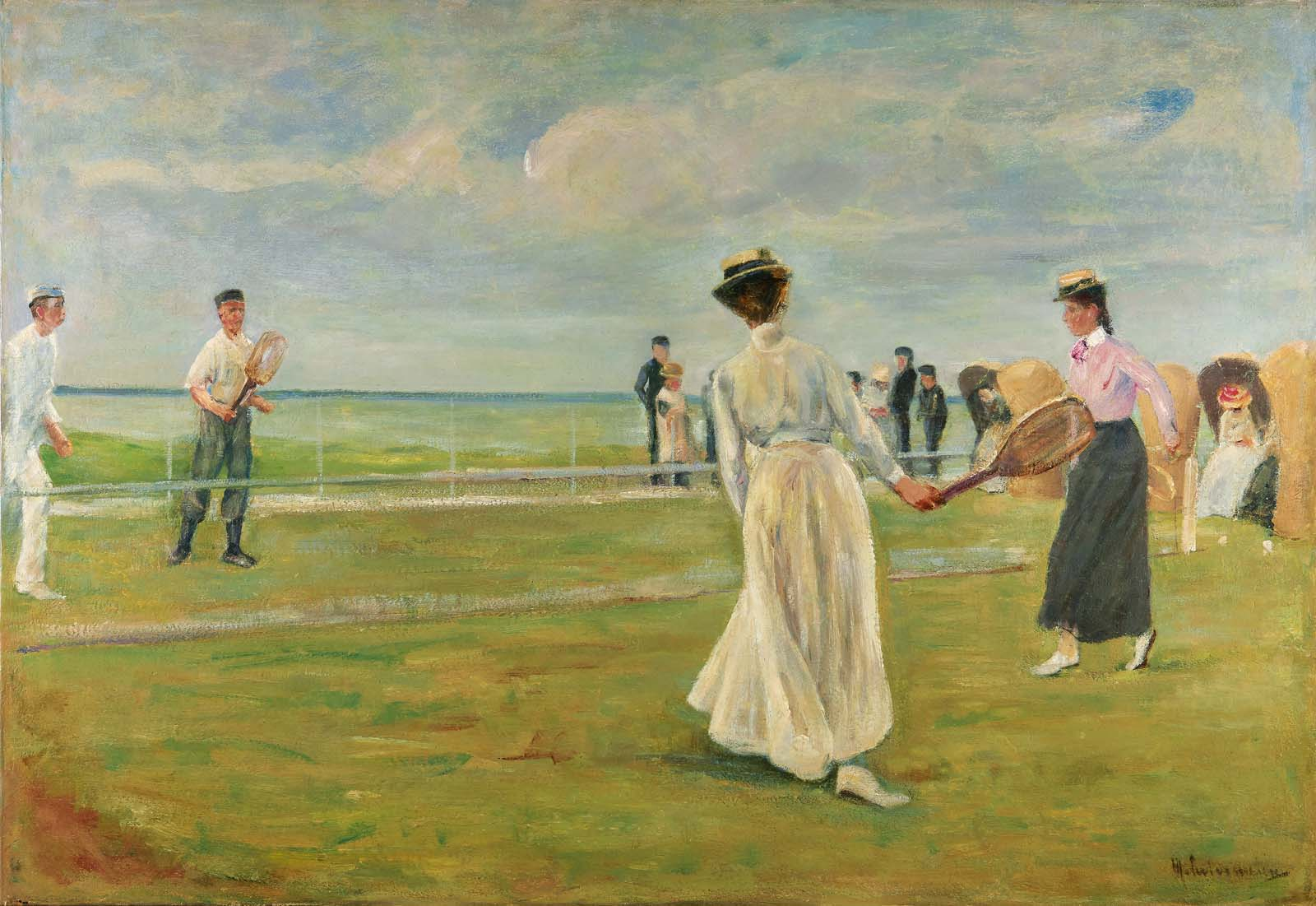 Impressionist Paintings by Max-Liebermann