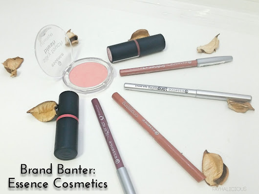 Brand Banter: Essence Cosmetics