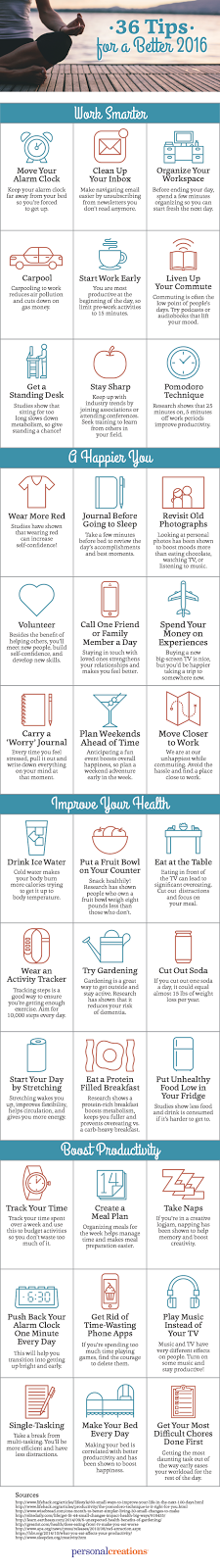 36 Easy Self-improvement Tips for Make Life Better and Happier