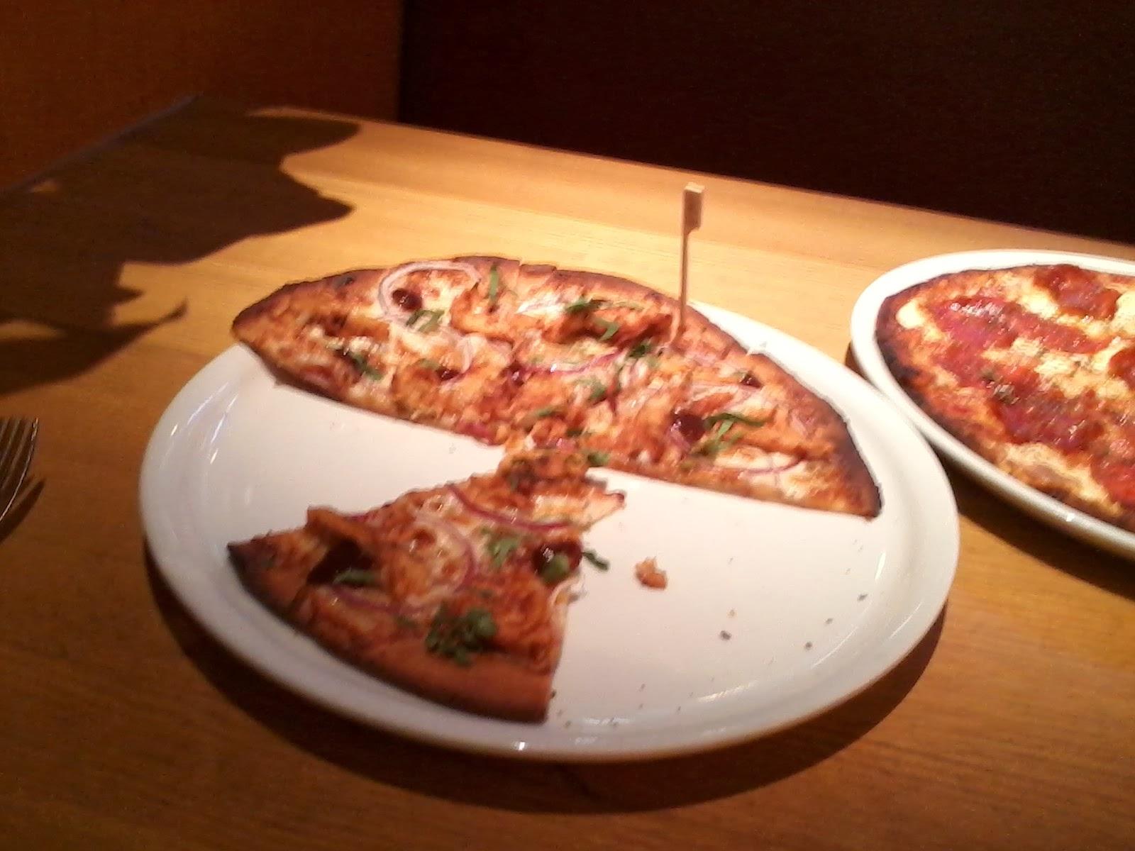 California Pizza Kitchen Gluten Free Celiac