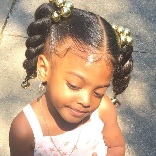 Little Black Girls Hairstyles  Cool Ideas For Black
