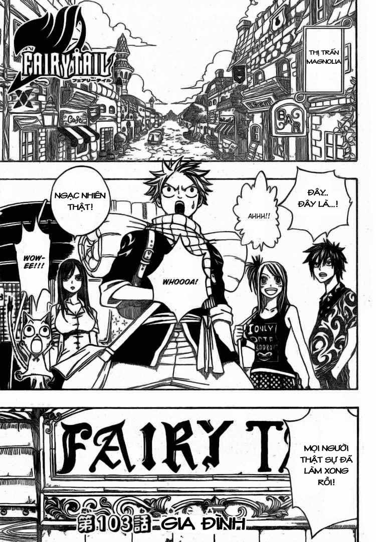 Fairy Tail chap 103 trang 1