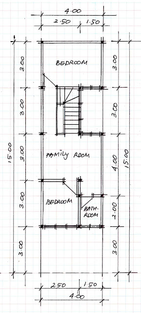 2nd floor plan of home image 17