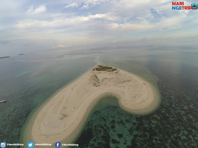 Gili Noko Selayar Love Island Maringetrip