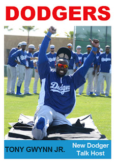 Welcome to the Dodgers, Tony Gwynn Jr. and Tim Cates!