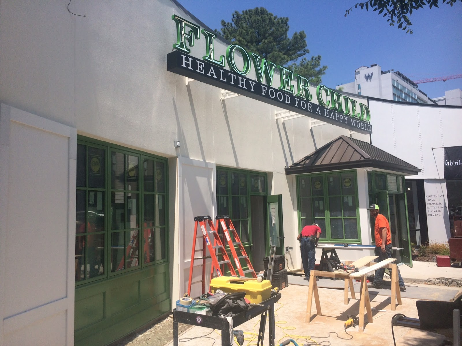 Tomorrows news today atlanta bits bites a second atlanta area flower child is expected to open late this summer at city springs in sandy springs mightylinksfo