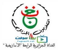 الجزائرية الرابعة الامازيغية
