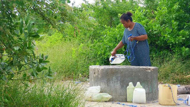 Pulau Kera Tanpa Air Tawar