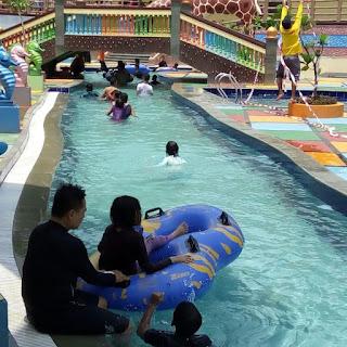 Harga TIket Masuk Dan Lokasi Green Valley Water Park