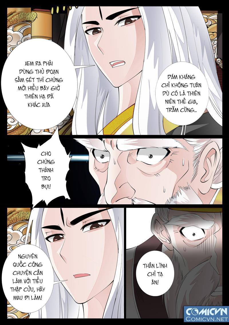 Long Phù Chi Vương Đạo Thiên Hạ Chap 13