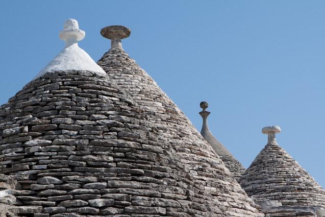 Alberobello-I trulli