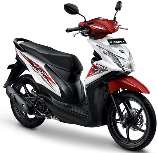 Harga Motor Honda BeAT Terbaru 2016