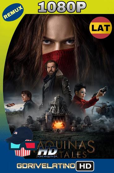 Máquinas Mortales (2018) BDRemux 1080p Latino-Ingles MKV