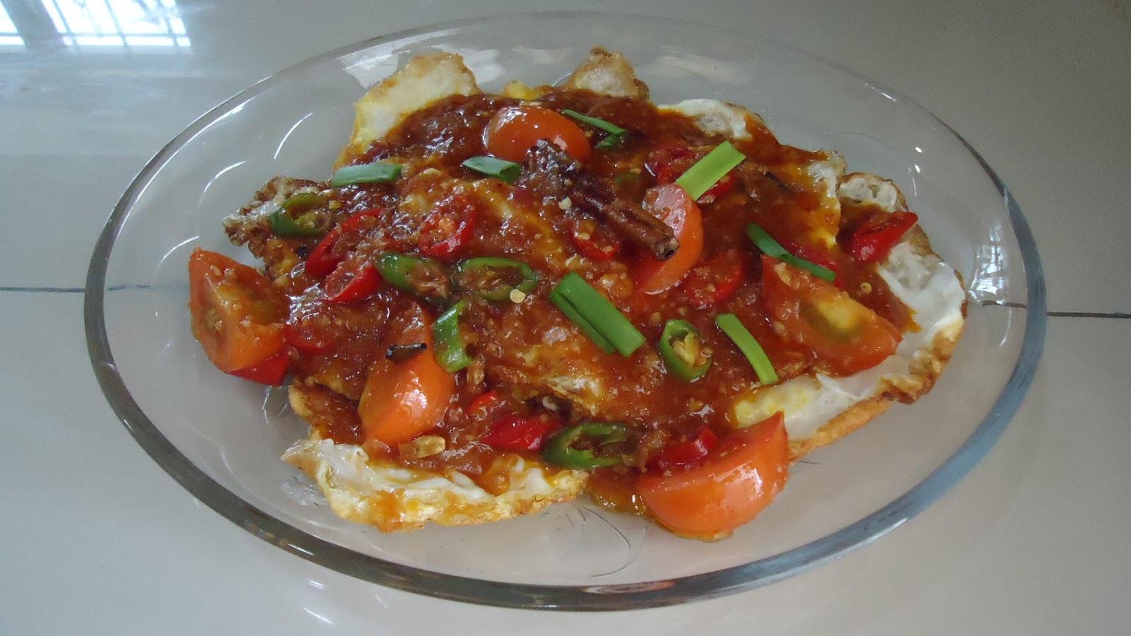 Image result for telur masam manis