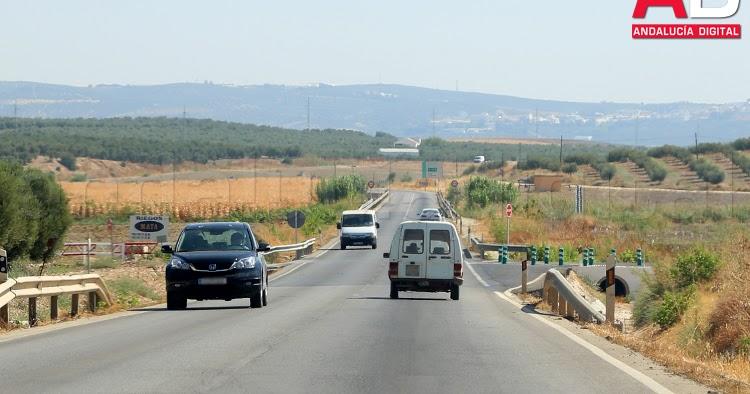 El tr fico por carretera en c rdoba aumenta un 3 4 for Furgonetas en cordoba