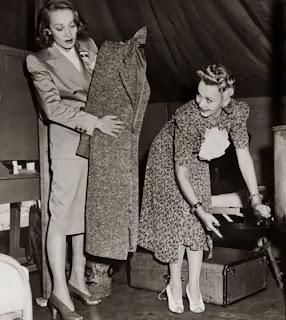 Carole Landis Marlene Dietrich