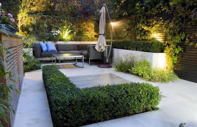 Tips Membuat Desain Taman di Belakang Rumah