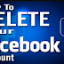 How to Delete Facebook Acount Permanently