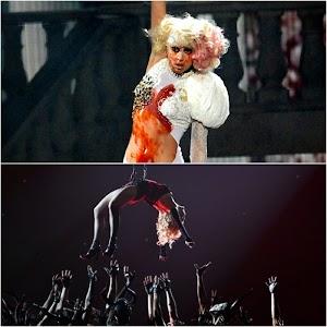 Enquete do dia: Sobre a edição dos aplausos a Lady Gaga no Grammy
