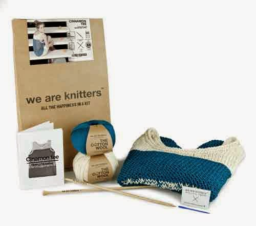 We Are Knitters  para mamás